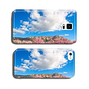 Mongo in Denia Javea in spring with almond tree flowers cell phone cover case iPhone6 Plus