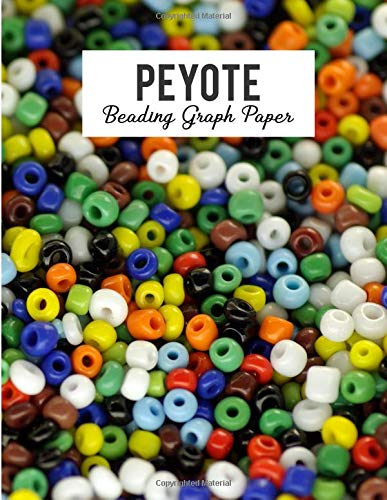 Peyote Beading Graph Paper Special Seed Bead Pattern Notebook To