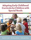 img - for Adapting Early Childhood Curricula for Children with Special Needs, Enhanced Pearson eText with Loose-Leaf Version -- Access Card Package (9th Edition) book / textbook / text book