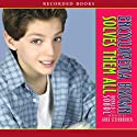 Encyclopedia Brown Solves Them All Audiobook by Donald Sobol Narrated by Greg Steinbruner