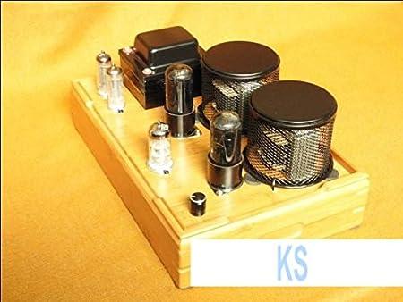 KOHSTAR HIFI EXQUIS 6N3 +6P6P(6V6) tube amp single-ended