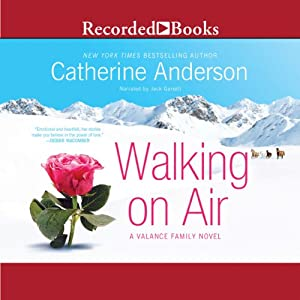 Walking on Air Audiobook