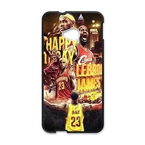 LeBron James ROCK0116598 Phone Back Case Customized Art Print Design Hard Shell Protection HTC One M7