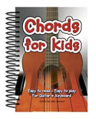 """""""Chords for Kids"""" is a handy resource for children and early learners of guitar and keyboard. Chords are one of the most important ways that children can learn about music. They provide a fast route into playing with others and encourage a fe..."""