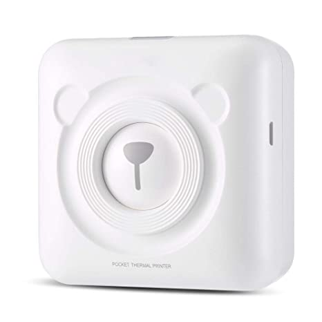 Amazon.com: Impresora de recibos térmicos Bluetooth ...