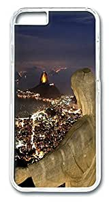 ACESR Christ The Redeemer Nice iPhone Case PC Hard Case Back Cover for Apple iPhone 6 4.7inch