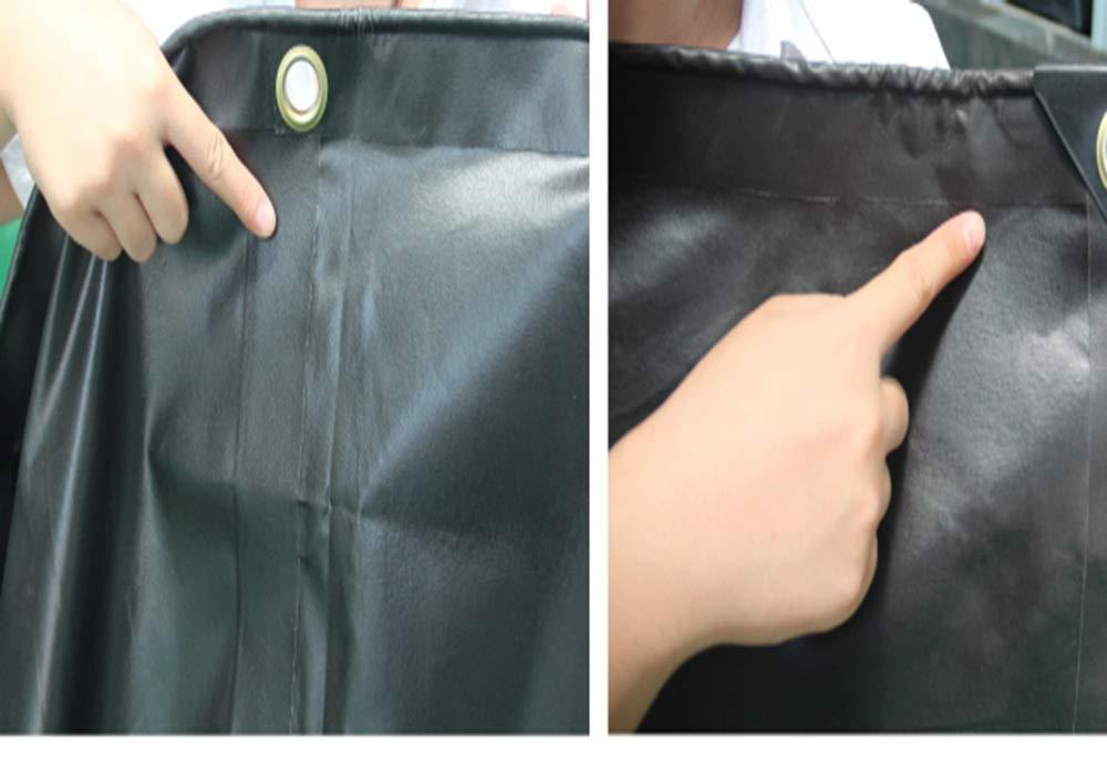 Waterproof Cloth Home Wasserdichte Plane    Regenfester wasserdichter Sonnenschutz-LKW aus wasserdichtem Canvas schwarz (Größe   6  10m) B07P1QZMZ6 Zeltplanen Eigenschaften 004600