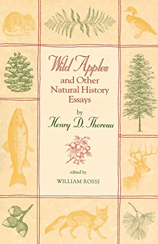"""Wild Apples"" And Other Natural History Essays"