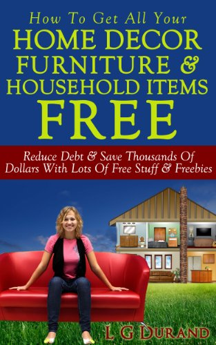 Your Decor Furniture Household Items ebook product image
