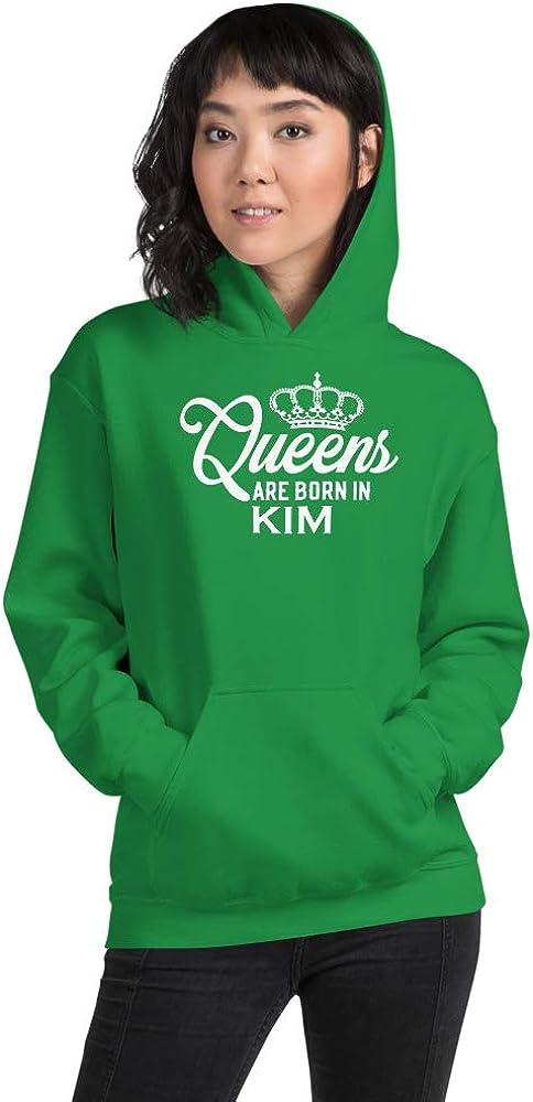 Queens are Born in Kim PF