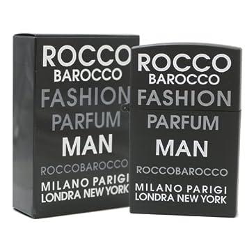 Roccobarocco Fashion Parfum Man 2.5 oz Eau de Toilette Spray