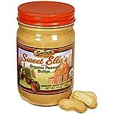Sweet Ella's Brand Smooth Organic Peanut Butter