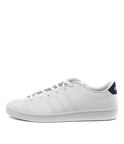 new product 7d235 10b89 Adidas Neo Advantage CL QT White White Ink Womens Sneakers Casuals Shoes