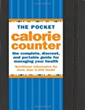 The Pocket Calorie Counter 2011 Edition (Portable Diet Guide)