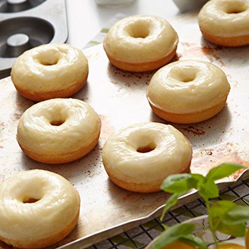 Wilton Non-Stick 6-Cavity Donut Baking Pans, 2-Count by Wilton (Image #2)