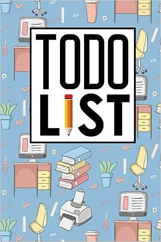 Amazon Com To Do List Daily Task Organizer To Do List