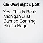 Yes, This Is Real: Michigan Just Banned Banning Plastic Bags | Chelsea Harvey