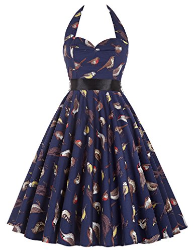 60s party dress pattern - 4