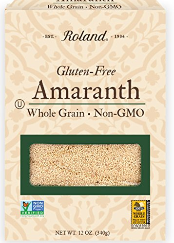 Roland Foods Amaranth, 12 Ounce (Pack of 4) by Roland