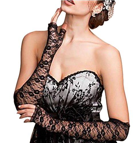 ノーブランド 手袋 グローブ レディース ネイル手袋 ロング オシャレ 結婚式 グローブ ウェディング 花嫁用品  人気 ブライダルグローブ 結婚プレゼント
