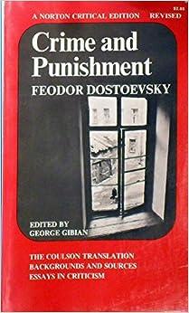 crime and punishment essays
