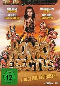 National Lampoons Homo Erectus (Stoned Age) - Einfach Prä-Hysterisch! [Alemania] [DVD]