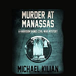 Murder at Manassas Audiobook