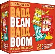 Bada Bean Bada Boom Plant-based Protein, Gluten Free, Vegan, Non-GMO, Soy Free, Kosher, Roasted Broad Fava Bea
