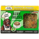 Rudy Greens Doggy Cuisine 24 oz Chicken & Veggies Dog Food, One Size