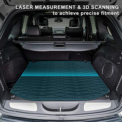 Kiwi Master Rear Cargo Mat Liner Compatible For 2011 2019