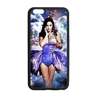 Customize TPU Gel Skin Case Cover for iphone 6 /6s plus, iphone 6 plus Cover (5.5 inch), Katy Perry