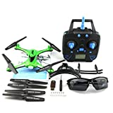 JJRC H31 RC Quadcopter Bundle