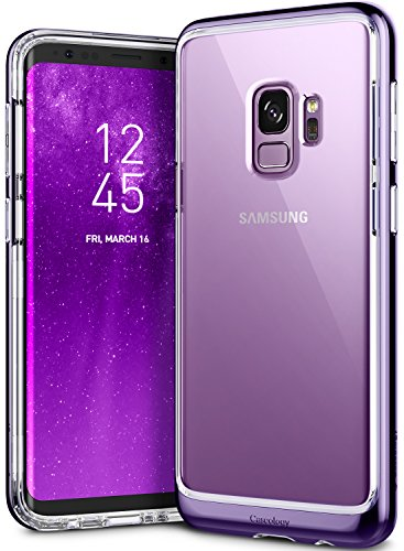 Galaxy S9 Case, Caseology [Skyfall Series] Slim Transparent Clear Scratch Resistant Protective...