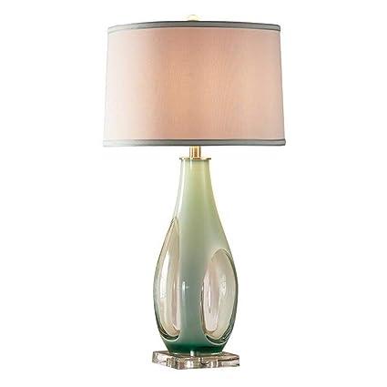AEXU Elegante Dormitorio Moderno Minimalista lámpara de ...