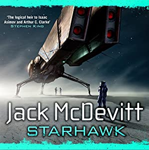 Starhawk Audiobook