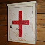First Aid Storage Medicine Cabinet - Small