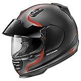 Arai Pro-Cruise Bold Adult Defiant Street Motorcycle Helmet - Red /Medium