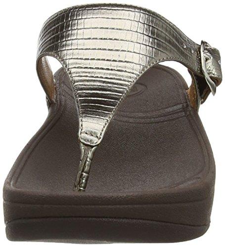 Croc Femme Sandales FitFlop Bronze Skinny Marron Bq5wRp