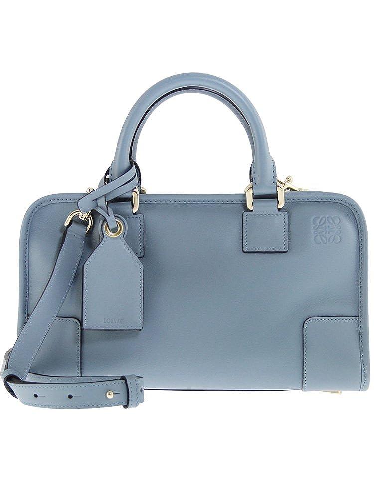 (ロエベ) LOEWE レディース 2WAY ハンドバッグ AMAZONA 28 BAG [アマソナ] 352 30 N03 [並行輸入品] B01B44CQPMStone Blue