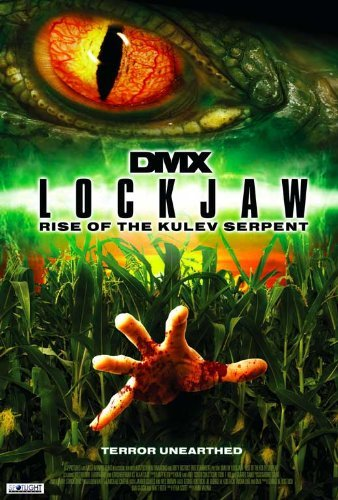 Lockjaw: Rise of the Kulev Serpent POSTER Movie (27 x 40 Inches - 69cm x 102cm) (2008) (Lockjaw Rise Of The Kulev Serpent 2008)