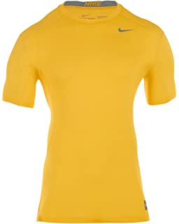 164f7f564ab05 Amazon.com: Nike Mens Pro Combat Fitted 2.0 Crew Short-Sleeve T ...