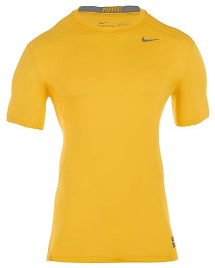 bf9fc0132 Amazon.com: Nike Pro Combat 2.0 Men's Fitted Short Sleeve Shirt ...