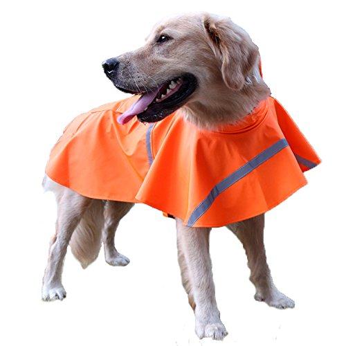 Waterproof Pet Clothes Raincoat - 2