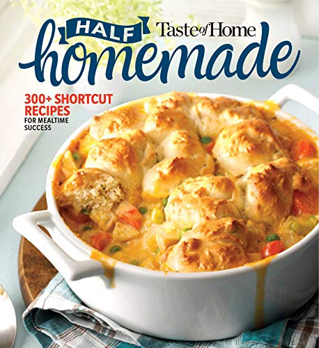 Taste of Home Half Homemade: 200+ Shortcut Recipes for Dinnertime - Pork Homemade
