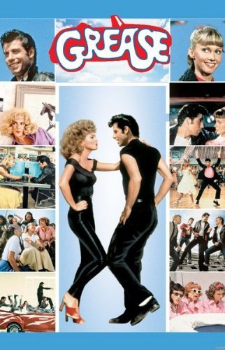 Grease Mini Movie Poster 11X17 Master Print