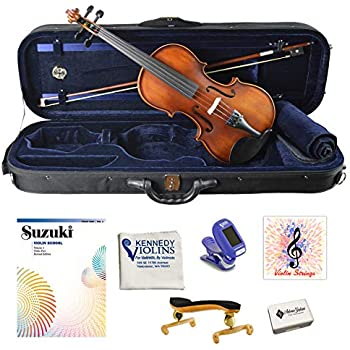 Amazon.com: Antonio Giuliani AG360 - Funda para violín ...