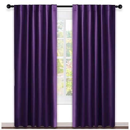 purple color in bedroom with same color curtain peyzaj store rh peyzaj store