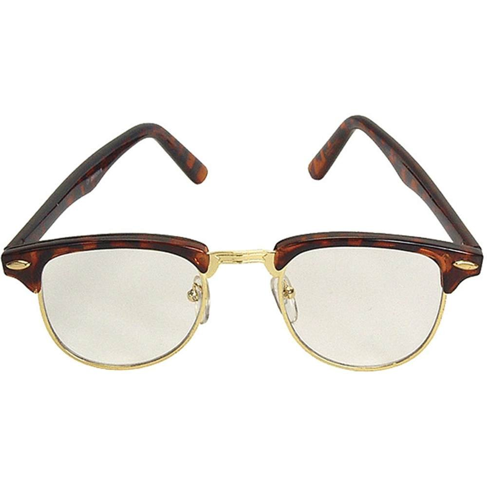 Amazon.com: Mr. 50s Costume Glasses by elope: Clothing