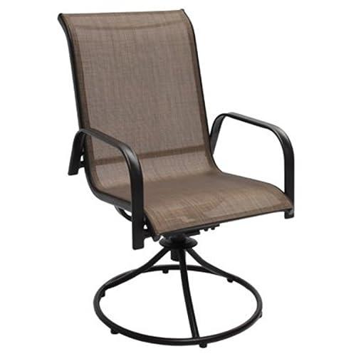 Sienna Swivel Rocker (SET OF 2) - Patio Chairs Clearance: Amazon.com