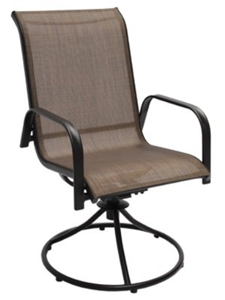 Sienna Swivel Rocker (SET OF 2) by Patio Master Corporation